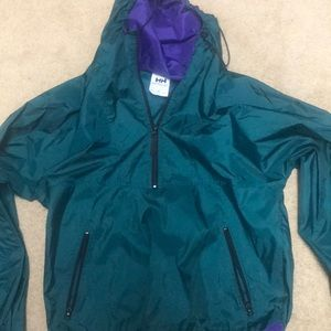 Helly Hansen windbreaker outer shell